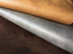 Piel sintética PU de alta calidad para el sofá y la Bolsa de vidrio de prendas de vestir -