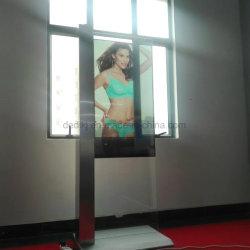 Função Signagetouch Digital Dedi Hotel Ecrã múltiplo LCD transparente