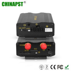 Echt - tijd GSM/GPRS met GPS van het Voertuig van de Sensor van de Trilling Drijver (pst-VT103A)