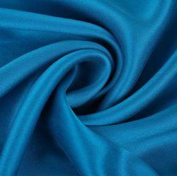 tessuto di seta Sabbia-Lavato 16m/M del raso di Crepe (Charmeuse)