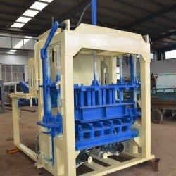 Qt4-20 Construction Matériel de fabrication de briques de béton