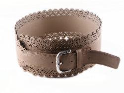 Мода широкий Кожаные ремни безопасности для Corset женщина