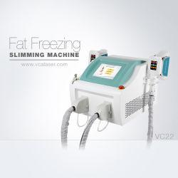Equipamento de redução da gordura de beleza beleza congelar a perda de peso Cryolipolysis Emagrecimento Cavitação de vácuo da máquina