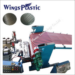 Kunststof PVC-vloerplaat extrudermachine / PVC-antislip Productielijn vloermat