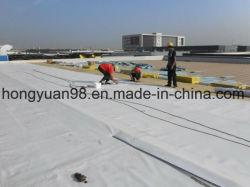 Membrane d'étanchéité en PVC pour toitures exposées accessible