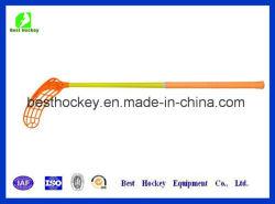 Stok van het Hockey Floorball van China de Uitstekende voor MiddenSpelers Floorball