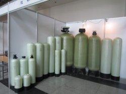PEの内部シェルフィルター水処理FRPの容器