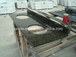 Ubatuba Verde Granite countertop/ Kitchen Tops / Vanity Tops