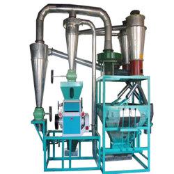 Автоматическая пшеничной муки мельница одной машине шлифовального станка