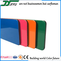 Materiale interno composito di alluminio della parete del metallo della parete esterna