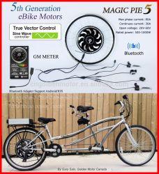 CE approuvé ! 48V 1000W Haute Puissance vélo électrique Kit de conversion avec batterie LiFePO4