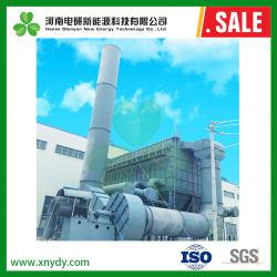 De-Sulfurization Fgd de gaseificação de biomassa vegetal com gás de Limpeza