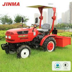 Jinma 16HP Mini Jardim de quatro rodas pequenas o Trator