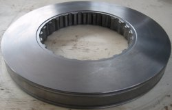 Volvo solide disque de frein 3092710