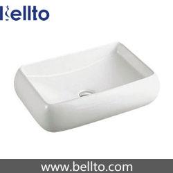 Судно блок радиатора/керамическая раковина для ванной комнаты санитарных Уэр (3058C)