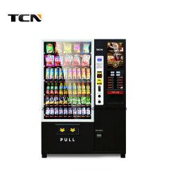 2019年のTcn新しいデザインコーヒー自動販売機のコンボの自動販売機