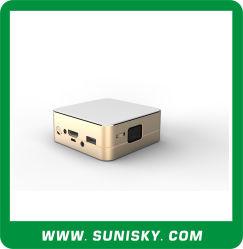 Mini projecteur Android 4.4 Système sans fil WiFi pour vidéoprojecteurs Home Cinéma (SMP8960)