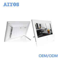 LCD-scherm voor wandmontage 7-Inch digitale fotolijst ondersteunt SD-kaart en USB-flash