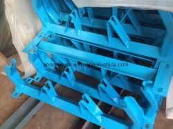 L'acier du support de tendeur du convoyeur à courroie plate pour matériel de manutention