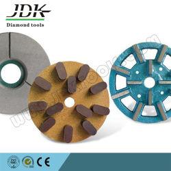 Disques de meulage abrasifs Outils diamantés pour le processus de surface de pierre