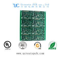 전자제품 중도금 그린 PCB