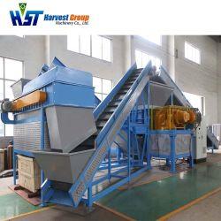Резиновые шины механизма принятия решений гранулятор шин давление в шинах порошок шина машины перерабатывающем заводе Китая