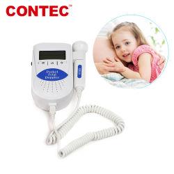 Ordinateur de poche Contec Sonoline B Bébé moniteur cardiaque Doppler Foetal