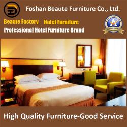 만 지역을%s MDF 또는 합판 호텔 킹사이즈 베드 룸 가구에 Foshan 주문품 현대 합판 제품