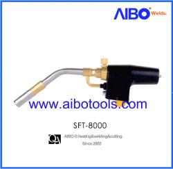 Mapp Torch com bicos de latão e aço inoxidável para o sistema HVAC (SFT-8000)