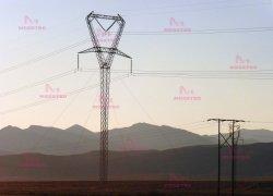 Megatro Guyed Transmissão Delta Torre de aço produtos