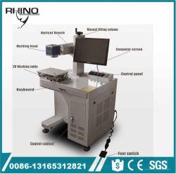 De beste Laser die van de Vezel van de Kwaliteit Economische 10W Draagbare Machine merken