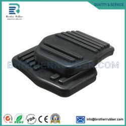 OEM de fábrica hecha Anti-Skid Reposapiés Durable portátil personalizada almohadilla del pedal de goma