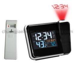 El mejor reloj de proyección con la temperatura exterior para el hogar