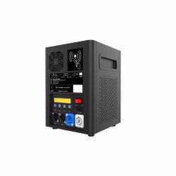 Machine de pulvérisation électronique pour l'étape de mariage Effet spécial de la machine d'étincelle