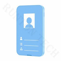 Scheda sottile eccellente su ordinazione di identificazione di GPS dell'allievo di GSM WiFi libbre di marchio Gfs5 per i bambini