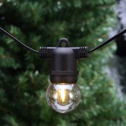 Polias de LED luzes de terceiros para utilização no exterior