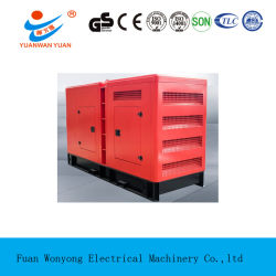 Residence use 220V 50Hz 12kw silenciosa portátil gerador diesel