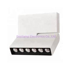 Espiga de alumínio personalizado LED elegante Via Iluminação para Cozinha Pendente