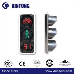300mmの情報処理機能をもった歩行者のバイクのカウンターのトラフィックの光量制御システム