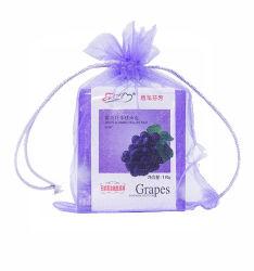 Commerce de gros savon artisanal Savon RAISIN fruits 100 % pure de la glycérine clair Savon de bain