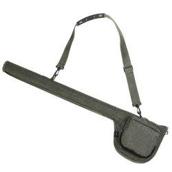 Fly Angelrute Tasche mit Reel Pouch komplette Rod Schutz Tasche