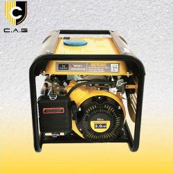 9 Generator van het Huis van de AMPÈRE de Kleine Reserve Stille Draagbare voor de Handelaars van de Generator