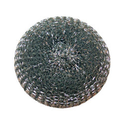 Raschiatore di vendita caldo della maglia dell'acciaio inossidabile di Gavernized del POT della cucina