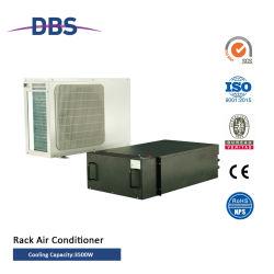 condizionatore d'aria spaccato 3.5kw per il raffreddamento della cremagliera di TIC