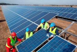 10wm a/N/Wはアルミニウム地上の太陽土台システム製造業者をプレインストールする