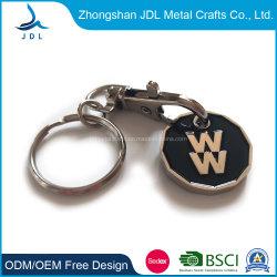 Moneta personalizzata del carrello con il supporto simbolico di tasto della moneta del carrello in lega di zinco del metallo reso personale smalto molle variopinto (47)