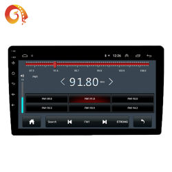 Android grand écran de navigation de la machine lecteur HD enregistreur de conduite