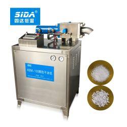 L'ASDI Kbm-100 Pelletizer Petite glace sèche avec Taiwan moteur Économie d'énergie