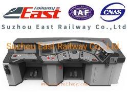 Baracca di driver interna ferroviaria per Lrt/metropolitana/Emu/sottopassaggio/calibratore per allineamento