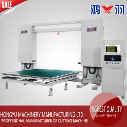 De horizontale 3D Scherpe Machine van het Biscuitgebak van de Snijder van de Spons Automatische/De Scherpe Machine van de Glaswol